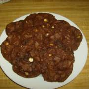 Diva's Blaque/Whyte Chocolate Chip Cookies_image