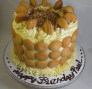 Banana Pudding Layer Cake_image