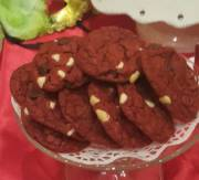 Diva's Red Velvet Chocolate Chip Cookies_image
