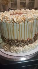 JJ's Caramel Layer Cake_image
