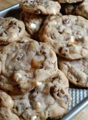 Diva's Brown Butter Bourbon Caramel Cookies_image