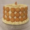 No Banana, Banana Pudding Layer Cake