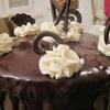 Ultimate Chocolate Cake Top