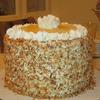 Toasted KokoNutt Pineapple Layer Cake